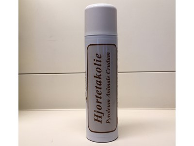 Hjortetakolie spray - 400 gr.