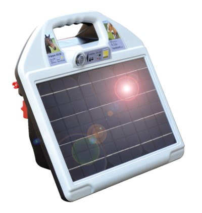 Trapper AS20, 2 watt solpanel