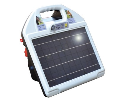 Trapper AS 70, 10W solpanel